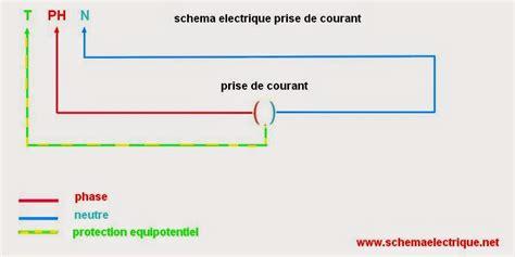 schema electrique branchement cablage