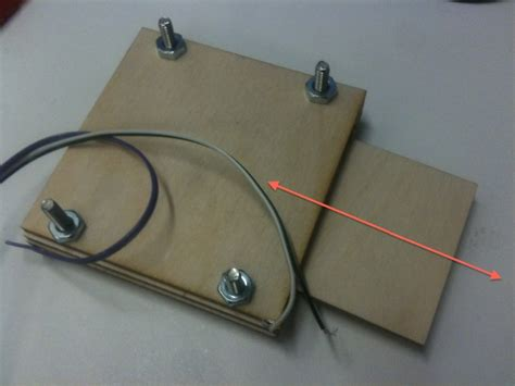 diy parallel plate capacitor will makes almost anything