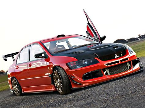 modified mitsubishi modified cars mitsubishi evolution modified