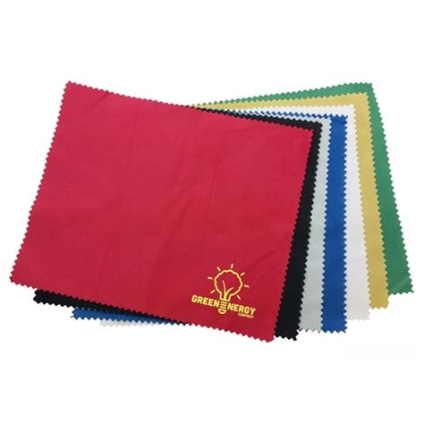 deluxe promotional cleaning cloth custom screen cleaners