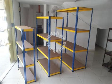 Rak Besi storage rack boltless racking system rak besi