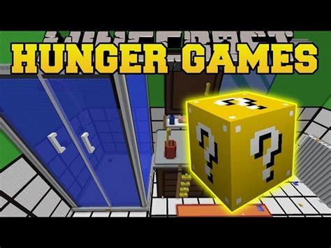 Bedroom Hunger Lucky Block Mod Sddefault Jpg