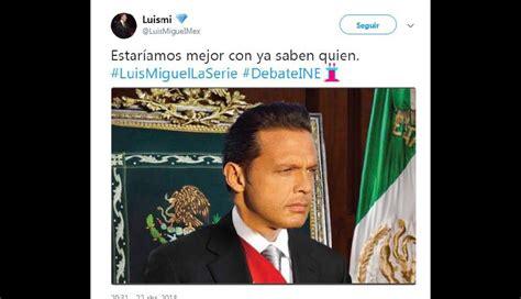 Memes Luis Miguel - luis miguel en netflix los divertidos memes que dej 243 el