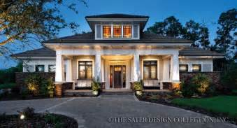 Luxury Craftsman Home Plans Prairie Pine Court House Plan Craftsman And Luxury Houses