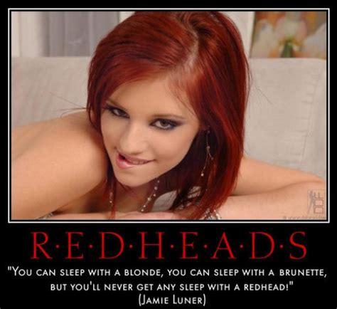 Redhead Meme - redhead motivationals 3 13 strange beaver