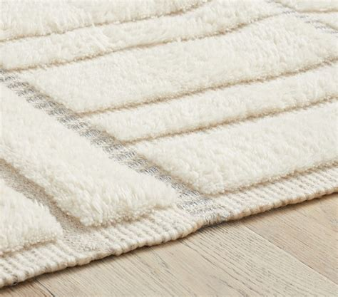 Pottery Barn Shag Rug Metallic Shag Rug Pottery Barn