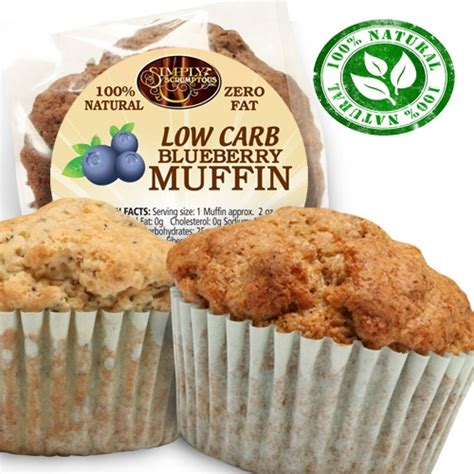 Diet Foods Muffins by Carb Gallery