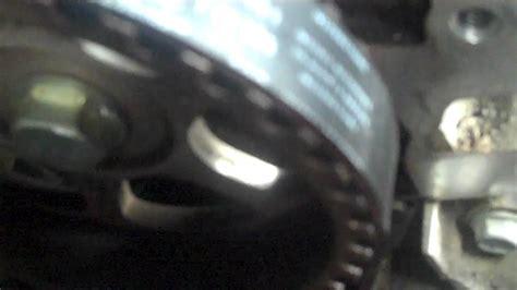 renault clio timing belt replacment cc  model youtube