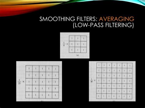 high pass filter gaussian spatial filtering using image processing