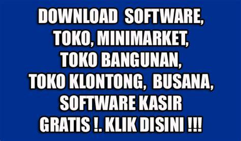 Software Program Aplikasi Kasir Toko Obat Obatan Toko 1d 1 program software toko bangunan murah dan sederhana