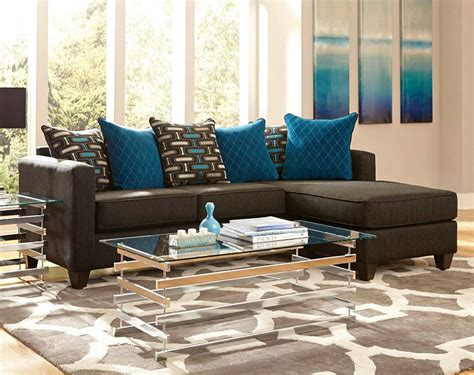 black couch with pillows black couch with chaise pillows watson two piece two