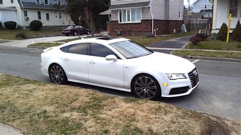 2012 Audi A7 Supercharged by Audi A7 2012 Supercharged Acceleration