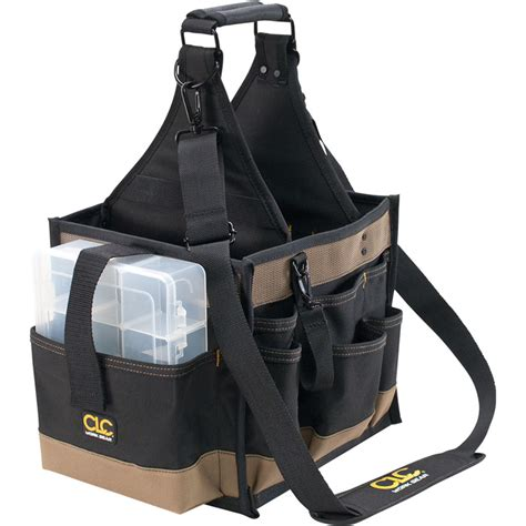 Electrical And Maintenance Tool Carrier Work Gear Pocket Tool Pouch clc 23 pocket electrical maintenance tool carrier model 1528 northern tool equipment