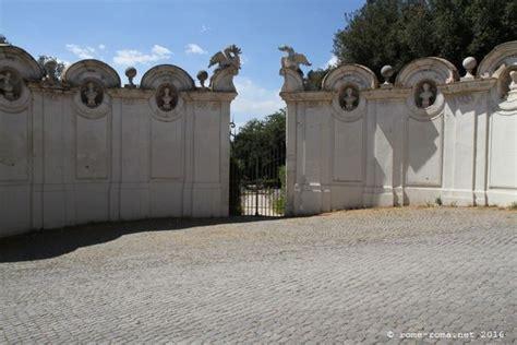 giardini segreti roma la villa borghese 224 rome