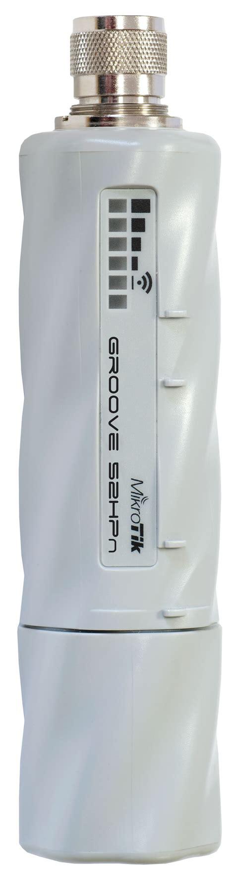 Mikrotik Groovea52hpn Routerboard Lv 4 A 52hpn mikrotik groovea 52hpn 2 4 5ghz outdoor ap wifianten