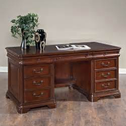 executive desk for home office executive home office desks riverside home office
