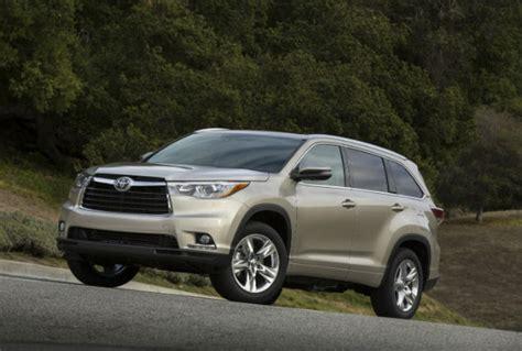 Toyota Highlander Trim Levels Luxury Without The Label New 2014 Toyota Highlander Goes