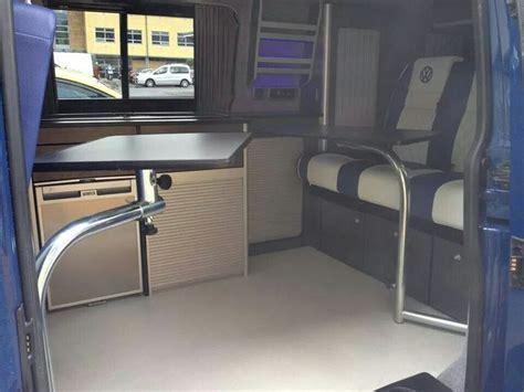 vw transporter cer interior ideas i the blue and white vw transporter interior t5