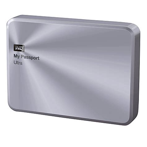 Office Depot External Drive by Wd Passport Ultra Metal Edition 2tb Portable External
