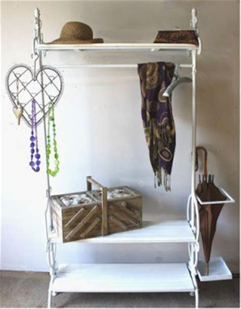 more shabby chic clothing rails wwwshabbycottageboutique