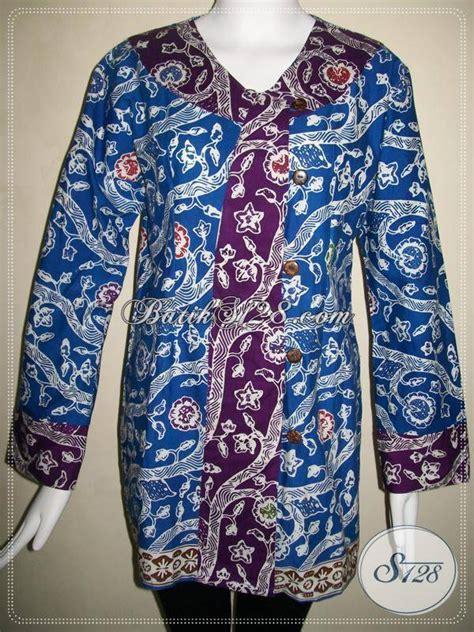 Baju Batik Wanita Karier baju batik kerja wanita kantor baju batik wanita karier bls491c toko batik 2018