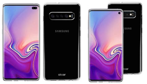 Samsung Galaxy S10 Lineup by Samsung Galaxy S10 To Launch On February 20 Ahead Of Mwc 2019 Foldable Phone Could Come In Tow