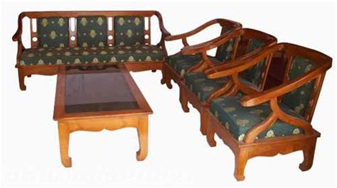 Ganti Jok Kursi Tamu set kursi tamu hongkong jok kayu jati cahaya mebel jepara