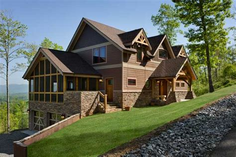 small timber frame cottages craftsman style timber frame a small timber home lives large