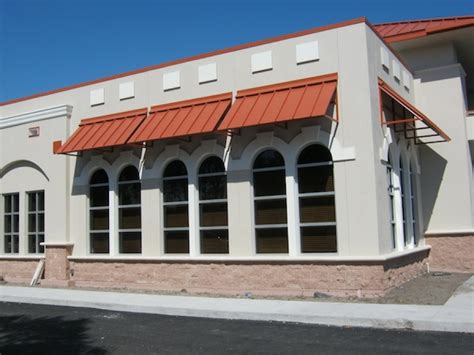 www awnings com standing seam mansard awning clearwater west coast awnings