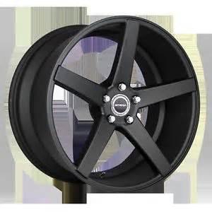 18 034 inch 5x4 5 matte black wheels rims 5 lug acura