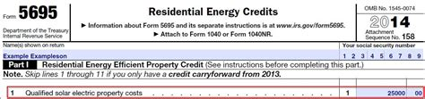 Rent Credit Form Mn 2014 How To Claim The Federal 30 Tax Credit For Installing Solar Solar Power Rocks