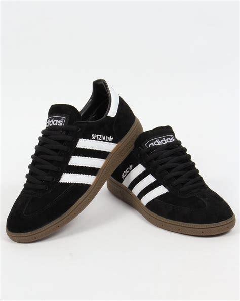 adidas spezial trainers blackwhiteoriginalsshoesmens