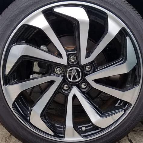 acura alloy wheels acura ilx 71833mb oem wheel 42800tv9a91 42800tv9a90