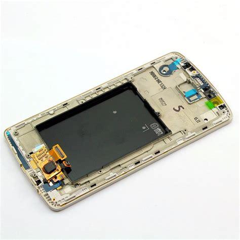 Mate Tough Lg G3 D850 display touch frame gold lg g3 d850 d851 d855 vs985