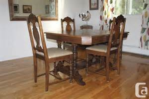 Antique Dining Room Sets For Sale by Lovely Antique Dining Room Set West Island For Sale In