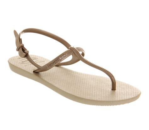 havaianas freedom sandal womens havaianas freedom gold sandals ebay