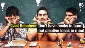 Body Bench 9 Types Of Backbenchers You Meet In Bayside Journal