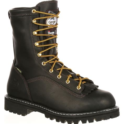 lace to toe boots s insulated lace to toe work boot boot g8040