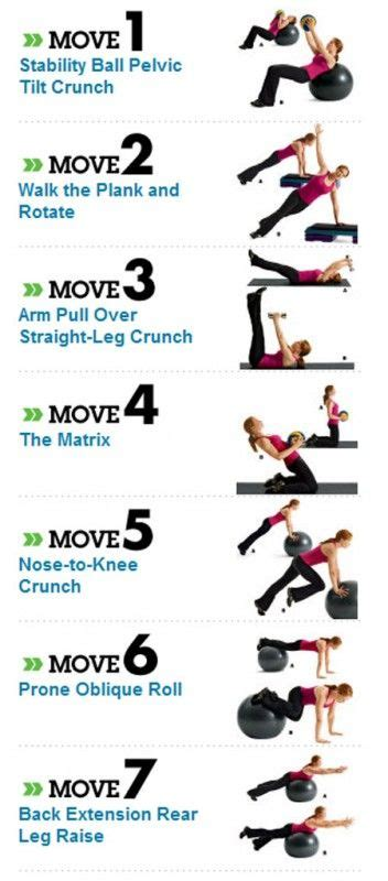 different ways to workout your abs fitness