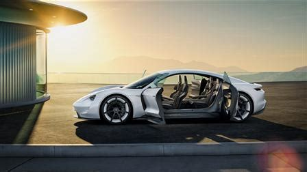 Porsche E2020 by Porsche Mission E Porsche Usa
