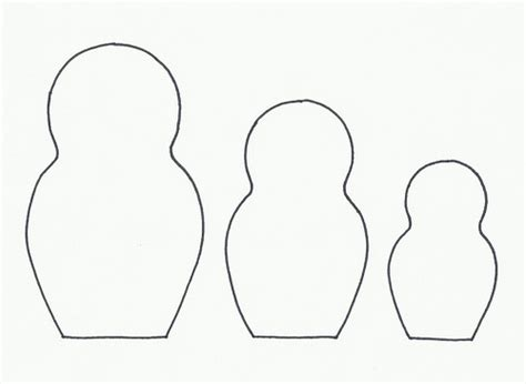 russian doll template www pixshark com images