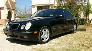 Mercedes 2001 E430 2001 Mercedes E430 Sedan 4 Door 4 3l Dealer Serviced