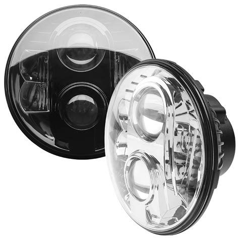 7 Quot Round H6024 Sealed Beam Motorcycle Headlight Led Led Light Bulbs For Headlights