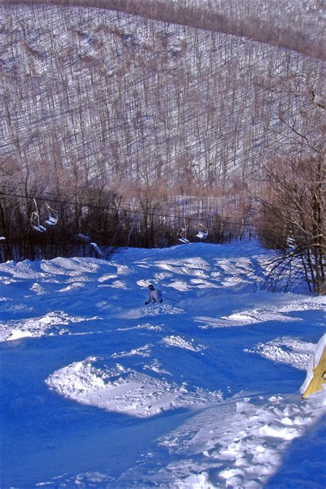 Blue Knob by Firsthand Report Snowpocalypse Now At Blue Knob