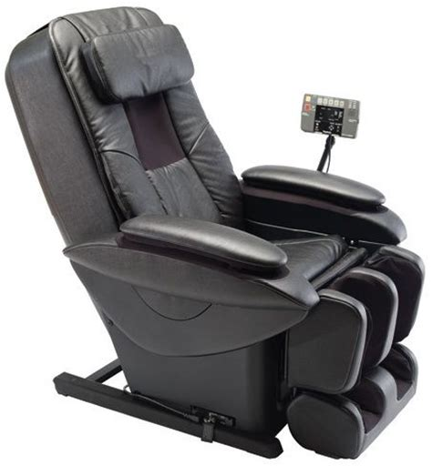 Chiropractic Chair by Panasonic Ep30003 Blk Real Pro Ultra Chair
