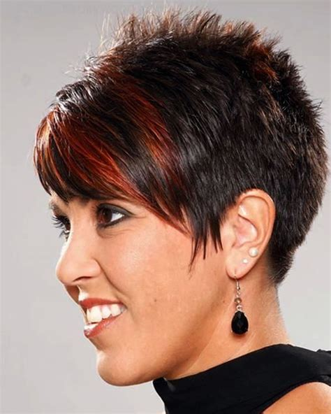 short spikey bob hairstyles short spiky haircuts hairstyles for women 2018 page 5