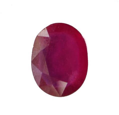 Ruby 5 05ct buy 5 05ct bangkok pink ruby gemstone