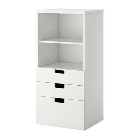 Storage With Drawers by Stuva Storage Combination With Drawers White White