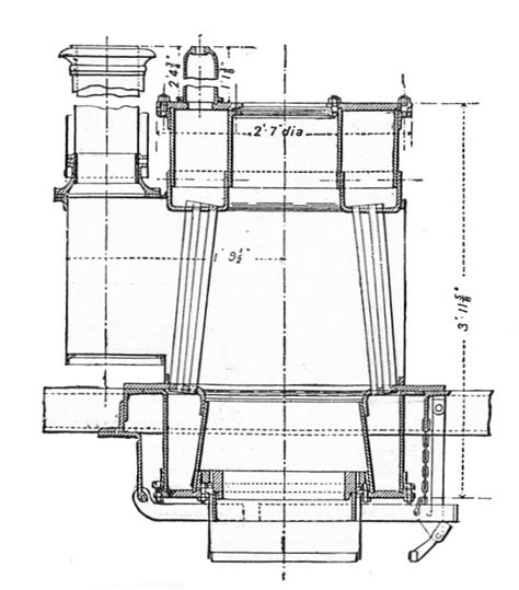 boiler sections file thornycroft vertical water tube boiler section