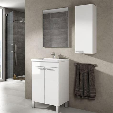 mueble barato de ba 241 o con espejo columna suspendida y